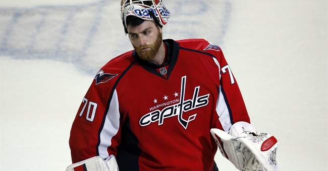 Capitals expect to have Holtby as they try to sweep Flyers