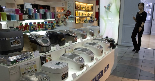 China looks to rice cookers to pep up economy