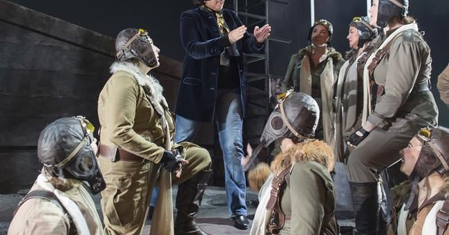 Washington Nat'l Opera finishes 'Ring Cycle' after 10 years