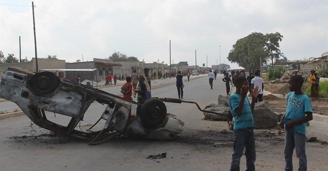 Over 200 arrested in Zambia amid anti-Rwandan attacks