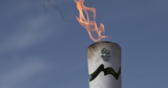 Backup flame for Rio lit in birthplace of ancient Olympics