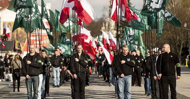 Polish church apologizes after Mass held for far-right group