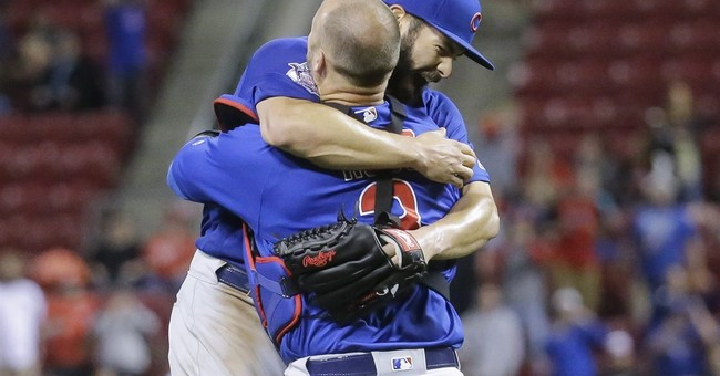 Arrieta throws 2nd career no-hitter as Cubs beat Reds 16-0
