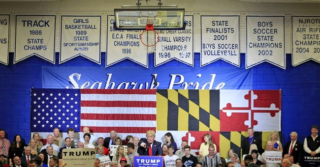 Trump rails against delegate system; Clinton looks to Pa.