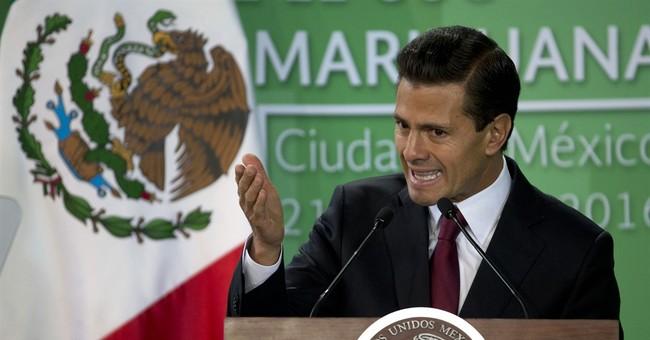 Mexico proposes raising limit on decriminalized pot to 1 oz