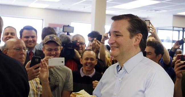 Ted Cruz, likable guy? He's working on that