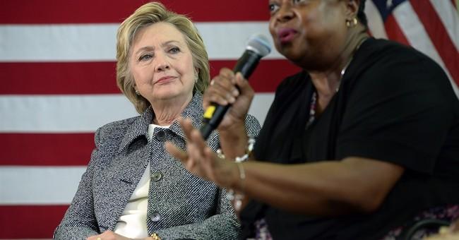 Clinton, relatives of Newtown victims talk gun violence