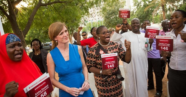 UN envoy: America won't give up trying to find Chibok girls