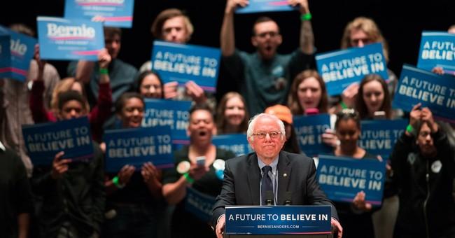 The Latest: Sanders celebrates praise from Joe Biden