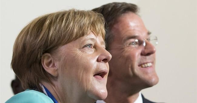 Merkel lauds Turkey in dealing with Syria refugee crisis