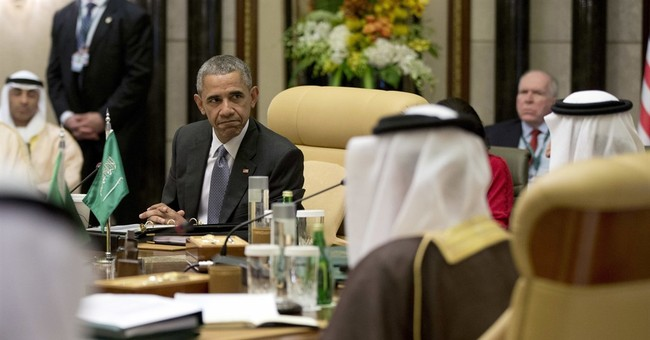 The Latest: White House touts security agreements in Gulf