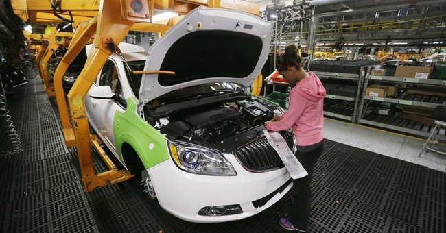 GM profits more than double on record N. America earnings