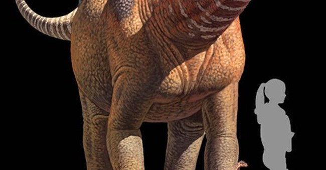 From tiny to titan: Baby dinosaur fossils reveal megagrowth