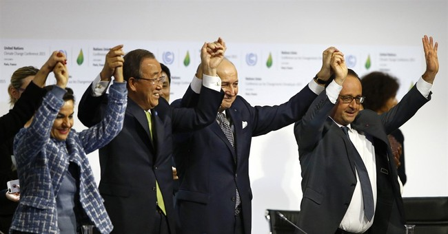 Paris climate agreement on track for early start