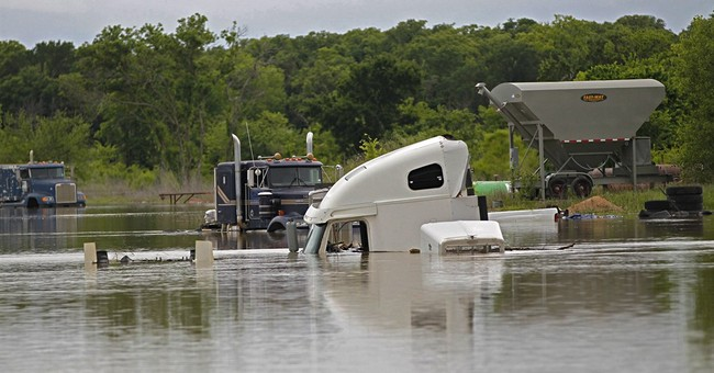 Latest: Corps of Engineers releases water from control dams