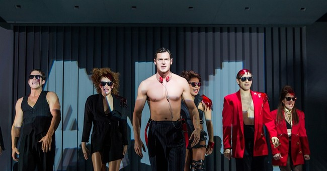Review: Darkly wonderful 'American Psycho' slays onstage