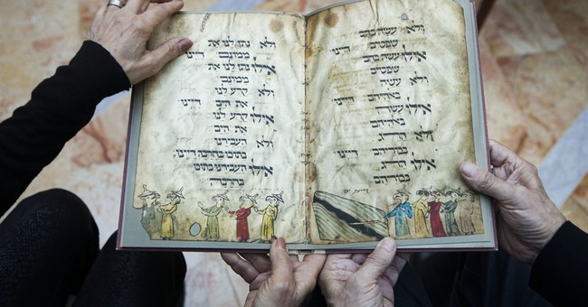 Jewish family makes claims to prized Passover manuscript