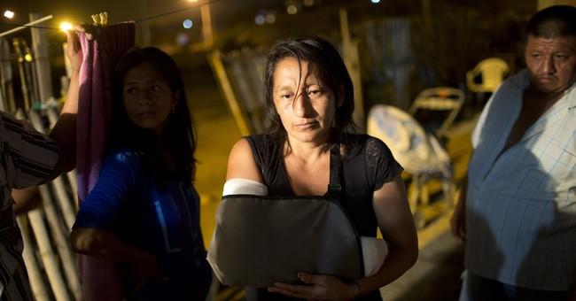 Ecuador quake death toll rises; country faces rebuilding