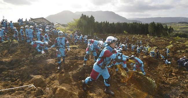 BY THE NUMBERS: The toll from Japan's twin earthquakes