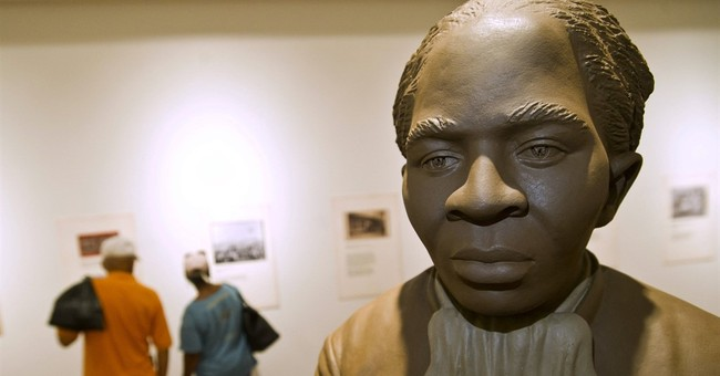 Tubman replacing Jackson on the $20 a deeply symbolic move