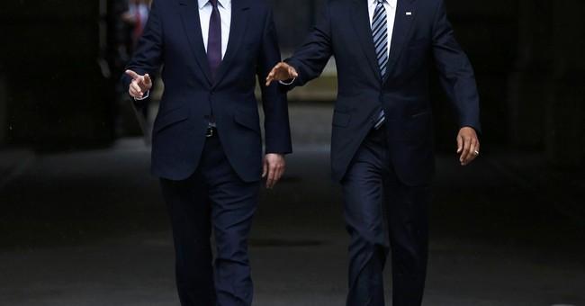 Obama, Cameron meet as Britain debates European Union exit