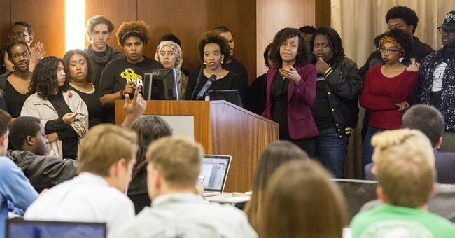 Kansas minority students seek parallel university government