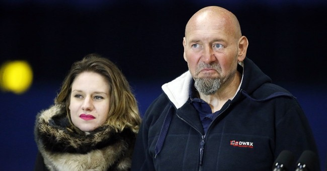 Former al-Qaida hostage recounts bitter return to France