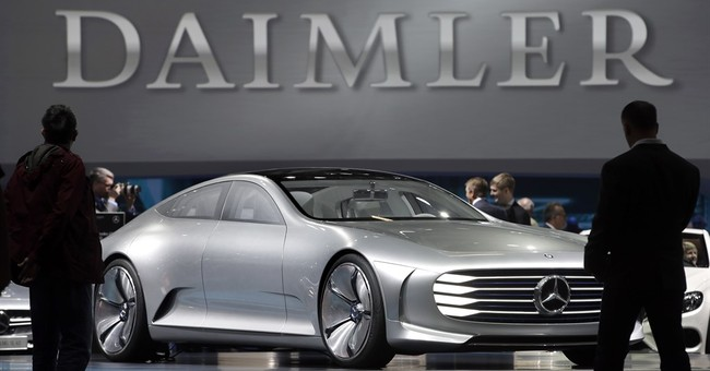 Daimler emissions investigation overshadows earnings