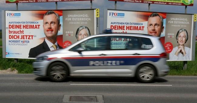 Mainstream hopefuls lag as Austrians vote for new president