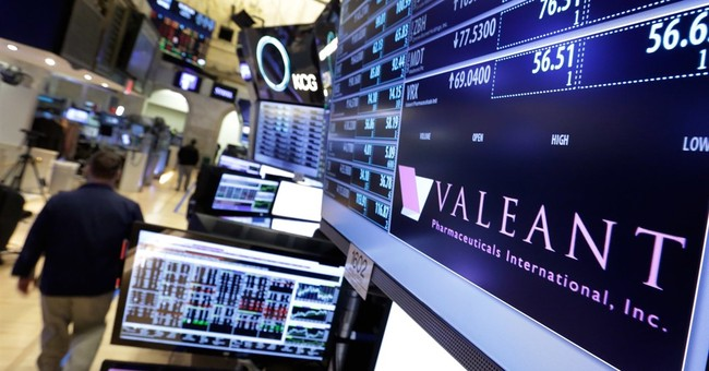Report: Valeant finalizing contract with Perrigo's CEO