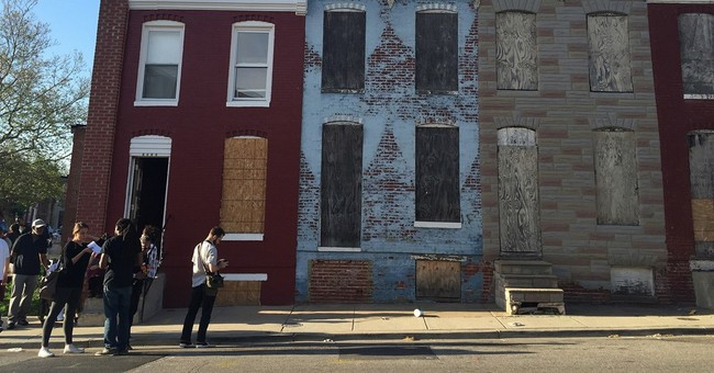 In vacant Baltimore home, Gray-inspired groups find new life
