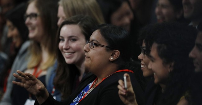 Student comes out as 'non-binary' at Obama event in London