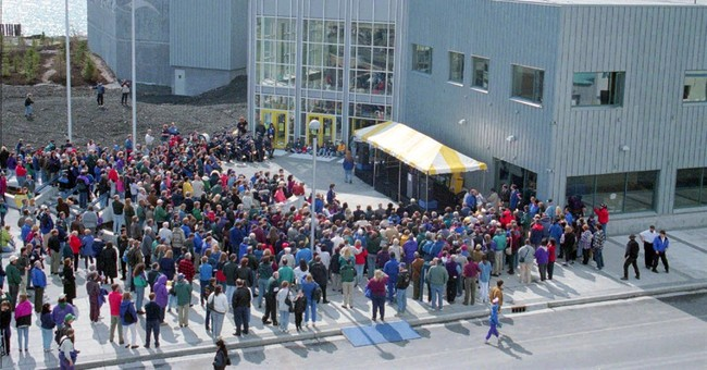 Alaska aquarium replaces fossil fuel with seawater system