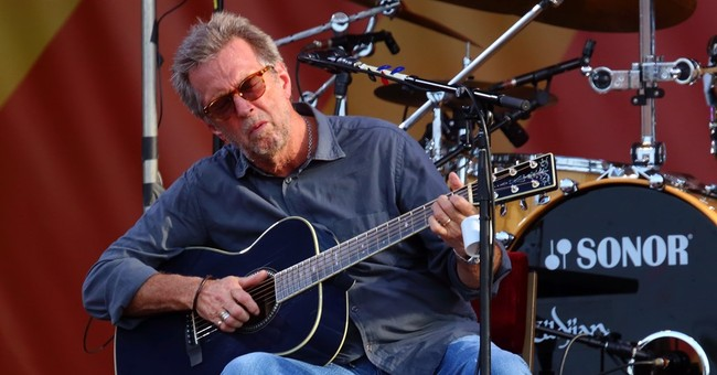 Eric Clapton recalls how Prince inspired 'Holy Mother'