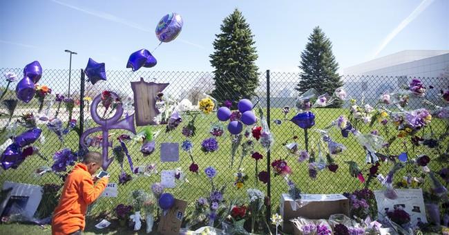 Prince family, friends bid a loving goodbye to pop icon