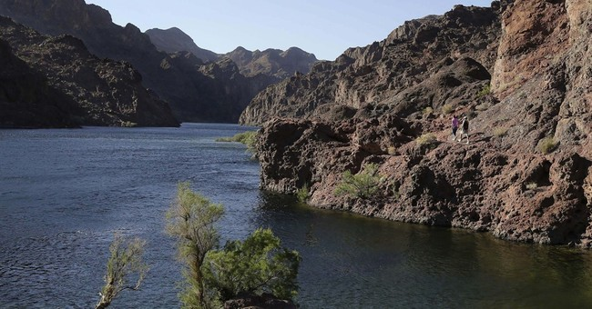 Dry soil to absorb some snowmelt heading to Colorado River