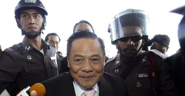 Banharn Silpa-archa, former Thai prime minister, dead at 83