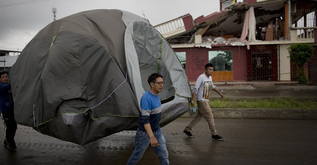 Death toll from Ecuador earthquake tops 650