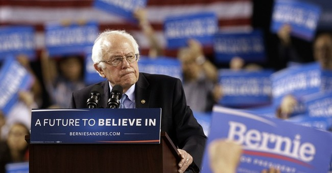 The Latest: Sanders says he lags because the poor don't vote