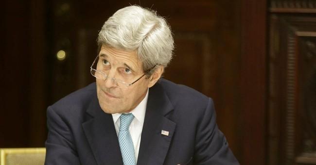 Kerry: US won't block foreign business deals under nuke deal
