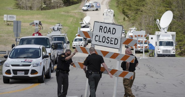 The Latest: Crime scenes worked, probe into 8 deaths ongoing