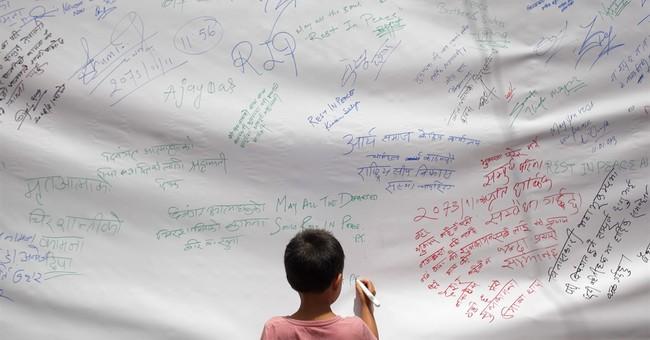 Nepal marks anniversary of quake that killed nearly 9,000
