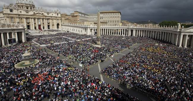 Pope to youth: Happiness can't be downloaded like an app