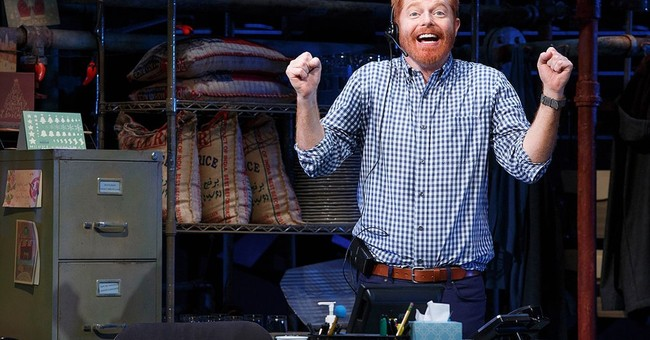 Review: Broadway's 'Fully Committed' a cacophony of voices