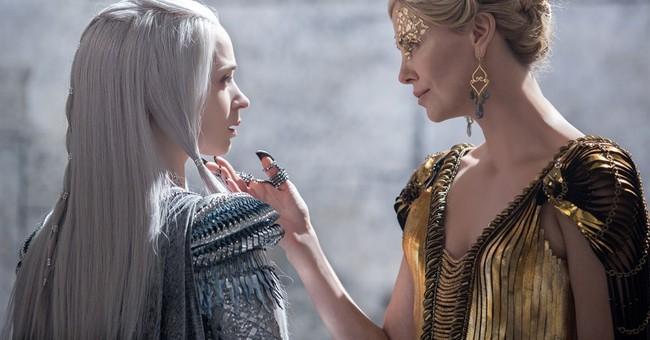 'Huntsman' sequel misfires; 'Jungle Book' reigns