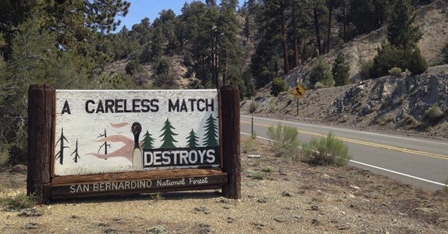 Watch for 'widow-makers:' fires create gaps in Pacific Crest