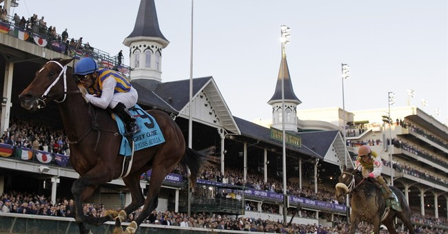 Breeders' Cup to return to Churchill Downs in 2018