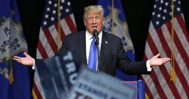 Trump's path: He needs big night to stay on track to clinch