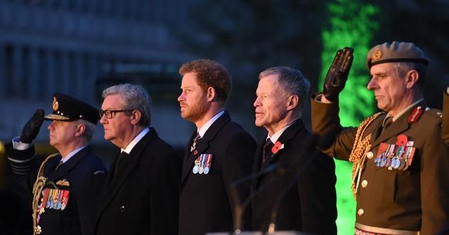 Britain's Prince Harry honors Australian, New Zealand fallen