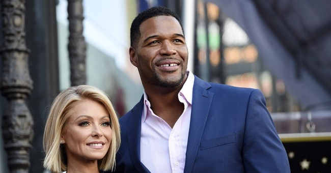 Kelly Ripa getting ready for return to 'Live'